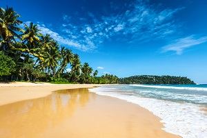 Vakantiebestemmingen Maart_Zonvakantie_Sri Lanka