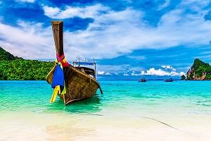 Vakantiebestemmingen Maart_Zonvakantie_Thailand