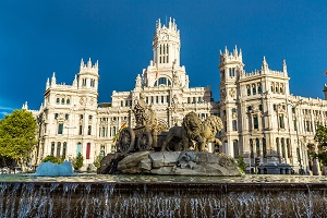 Vakantiebestemmingen April_Stedentrip_Madrid