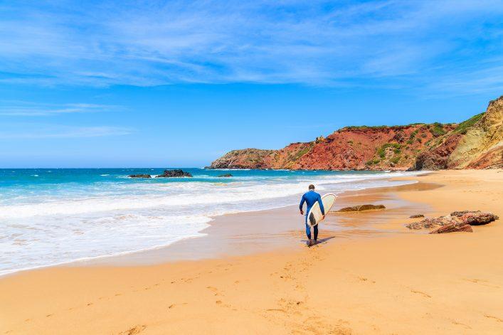 Portugal Roadtrip, Surfen, Auswanderer, Algarve, Tipps, Erfahrungsbericht