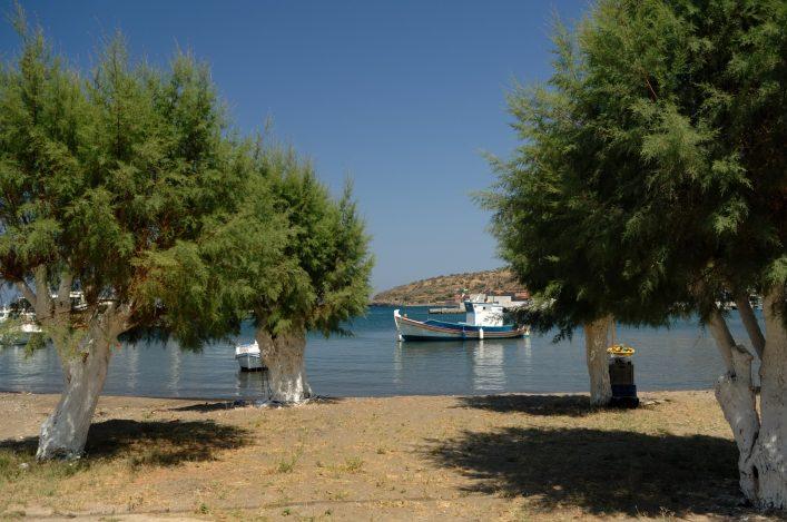 Nisyros Island, Pali fishing village