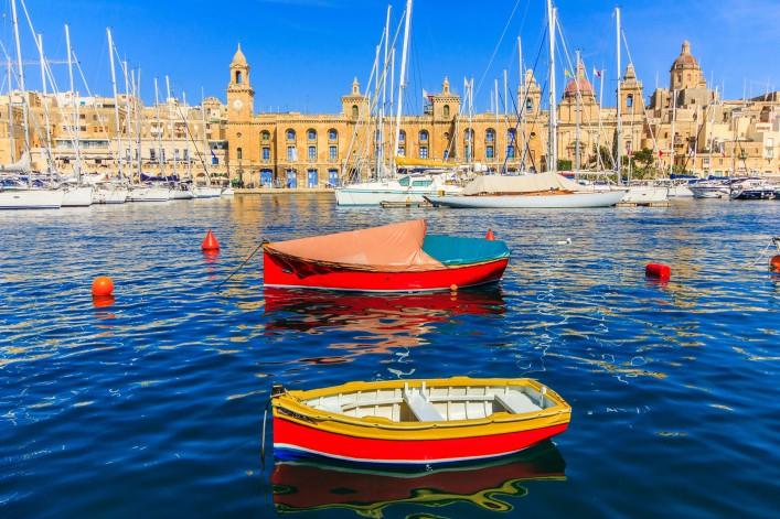 Valletta_Malta capital_harbour_shutterstock_200284016