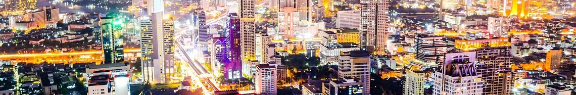Warme Reiseziele für Städtereisen im Dezember_Bangkok