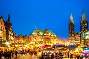 Reiseziele Dezember_Weihnachtsmärkte in Deutschland_Weihnachtsmarkt Bremen