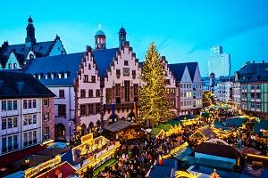 Reiseziele Dezember_Weihnachtsmärkte in Deutschland_Weihnachtsmarkt Frankfurt