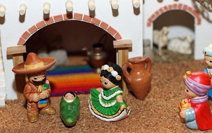 Weihnachten weltweit Mexiko