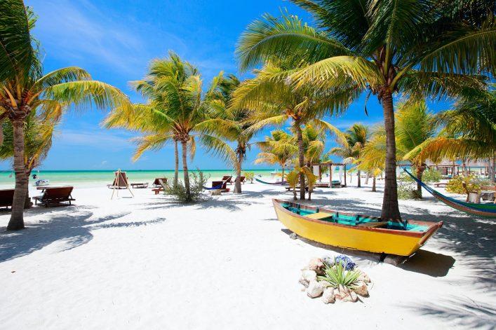 Urlaubsziele in Mexiko, Isla Holbox