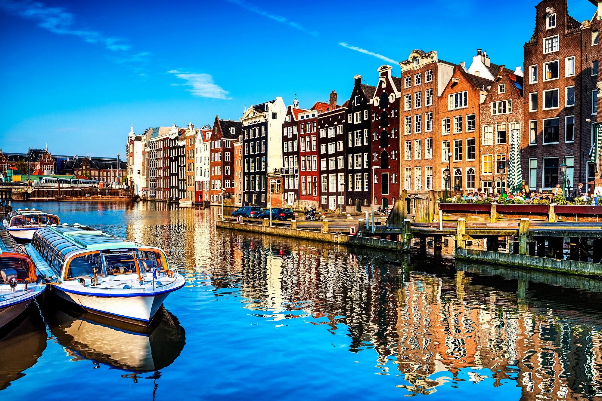 Amsterdam 3 Tage Im Hotel Mit Fr Hst Ck