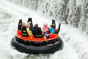 Reiseziele Oktober_Freizeitpark_Heide-Park_Mountain-Rafting
