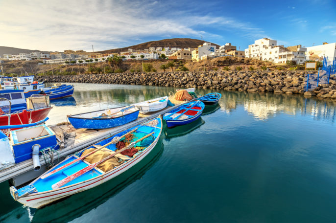 Fuerteventura Canary Islands shutterstock_396643678