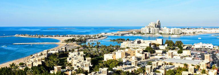 Jazirah Al Hamra, Al Hamra Island view, Ras Al Khaimah
