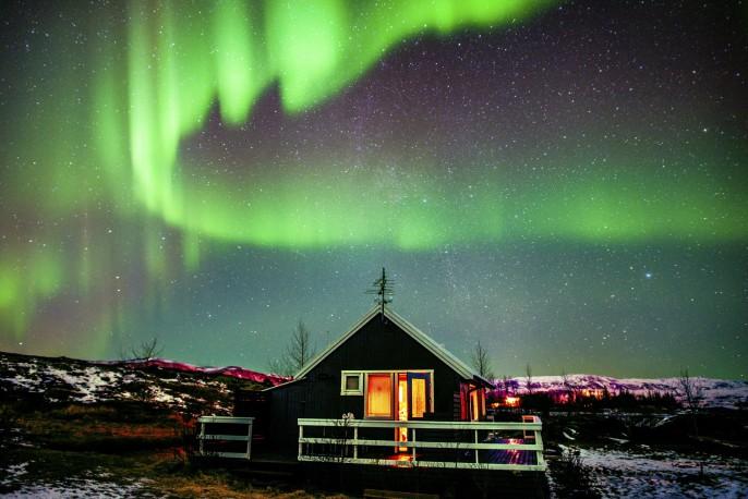Island Tipps Nordlichter
