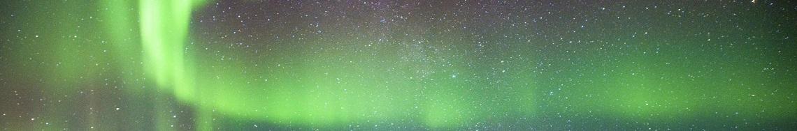 noorderlicht spotten in oktober