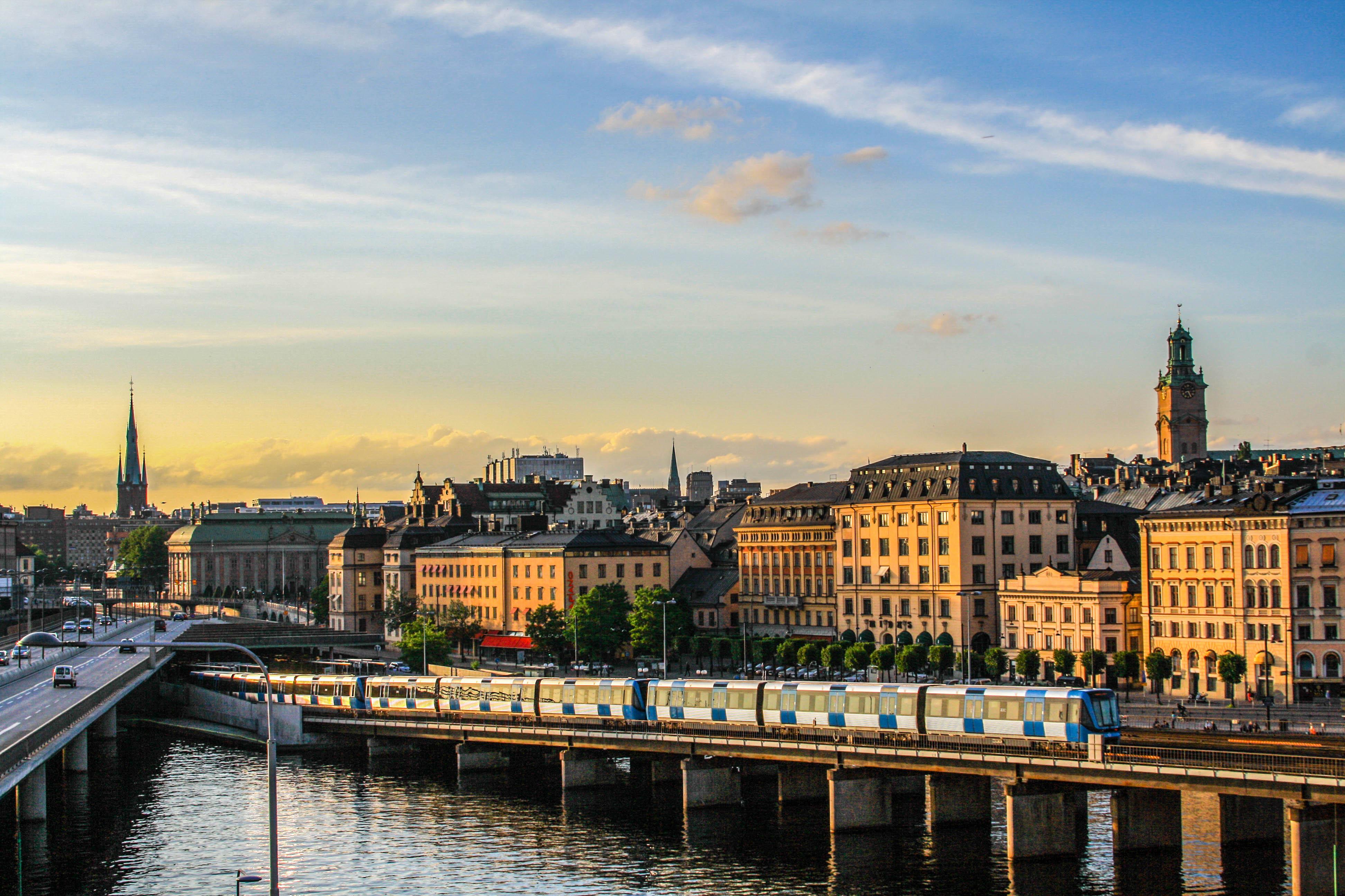 stockholm 4 tage mit hotel fl gen und fr hst ck f r nur 156. Black Bedroom Furniture Sets. Home Design Ideas