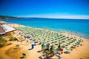 Reisekalender_Reiseziele Juli_Badeurlaub_Goldstrand Bulgarien