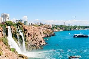 bestemmingen september zonvakantie Antalya