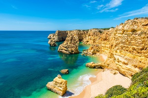 Reiseziele Juli_Badeurlaub_Algarve, Portugal