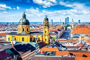 Reiseziele Juli_Städtereise_München