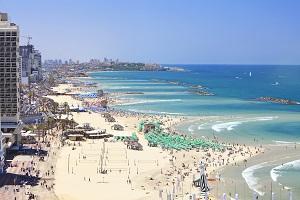 Reiseziele Juni_Badeurlaub_Israel_Tel Aviv