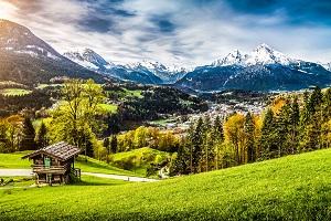 Reiseziele April_Aktivurlaub_Bayerischer Wald