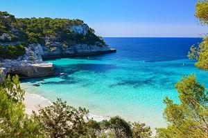 bestemmingen september zonvakantie Menorca