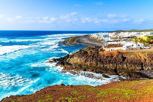 Vakantiebestemmingen Juni_Pinksteren_Lanzarote_El Golfo