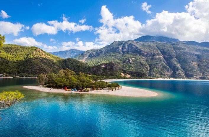Ölüdeniz Strand Türkei