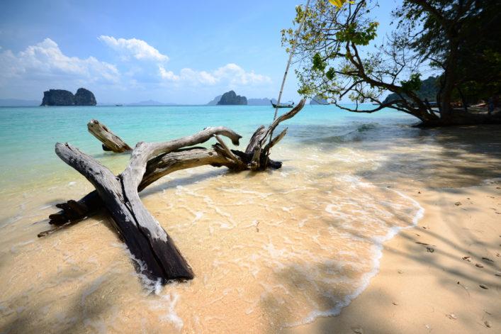 Strände in Thailand Koh Ngai