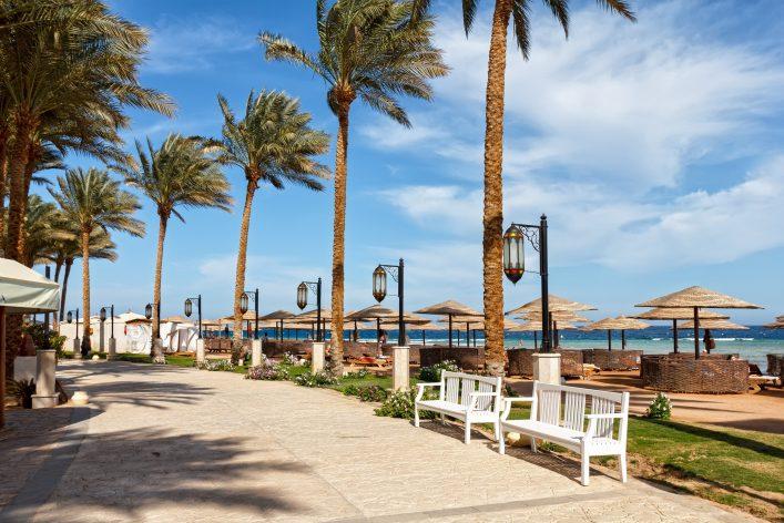 promenade in sharm el sheikh ägypten