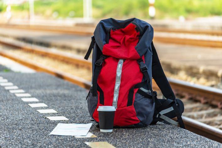 Reisen mit einem Interrailticket