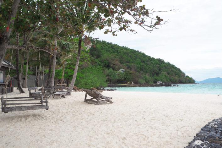 Inseln in Thailand Koh Kham