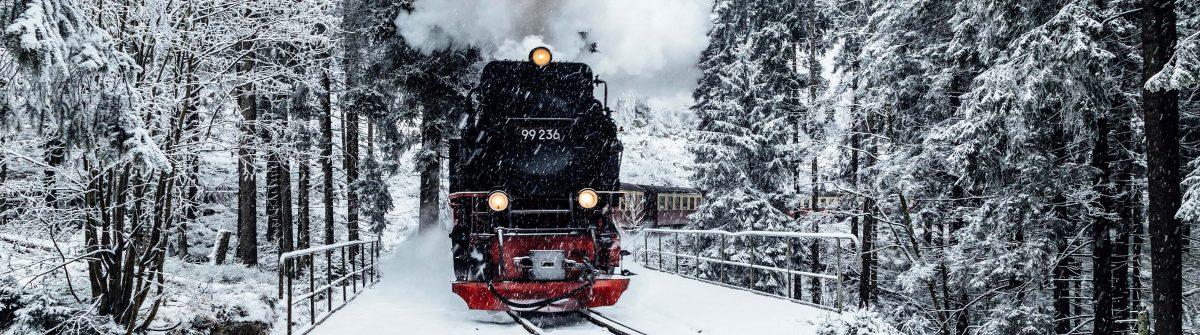 Harz Tipps, Brockenbahn, Brocken, Eisenbahn, Harz im Winter