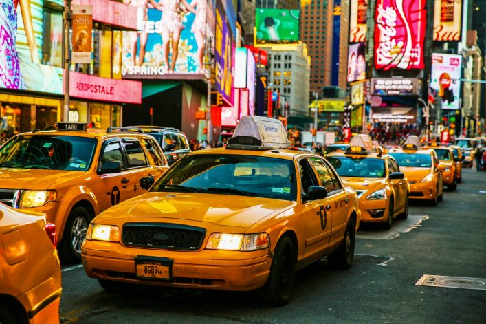 New York Taxis, Fakten
