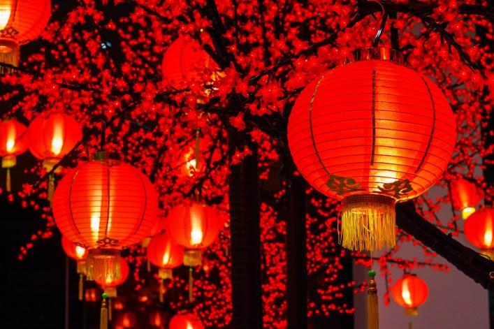Chinesische Neujahr