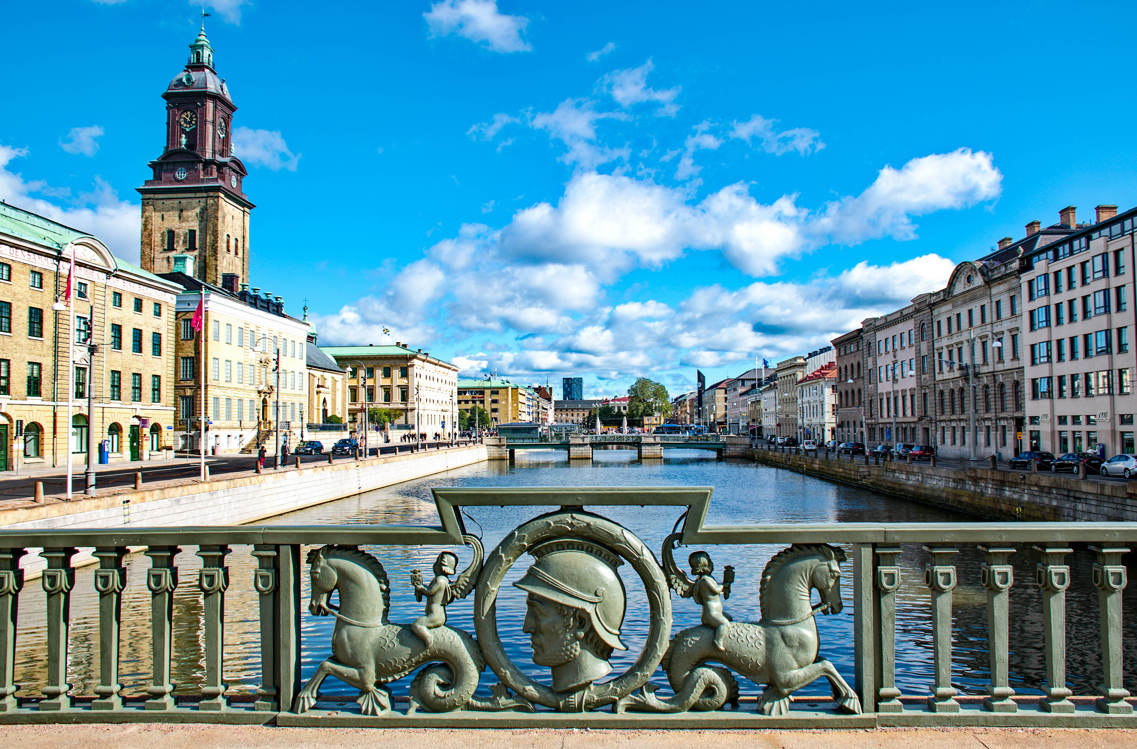 Hotels In Gothenburg City Centre