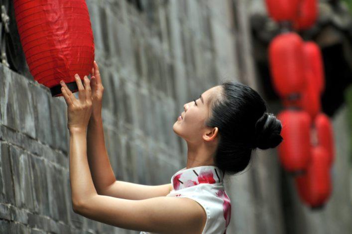 Das chinesische Neujahrsfest wird mit vielen Traditionen gefeiert