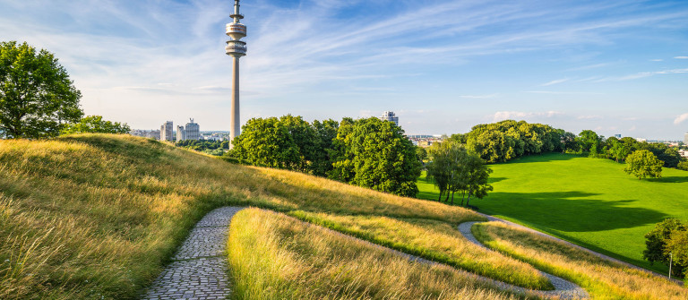 Olympiapark – Munich – Germany