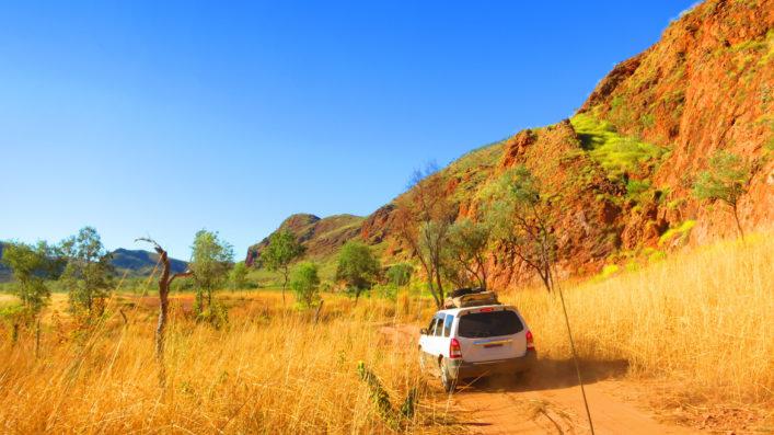 Outback Australia Roadtrip shutterstock_591599972