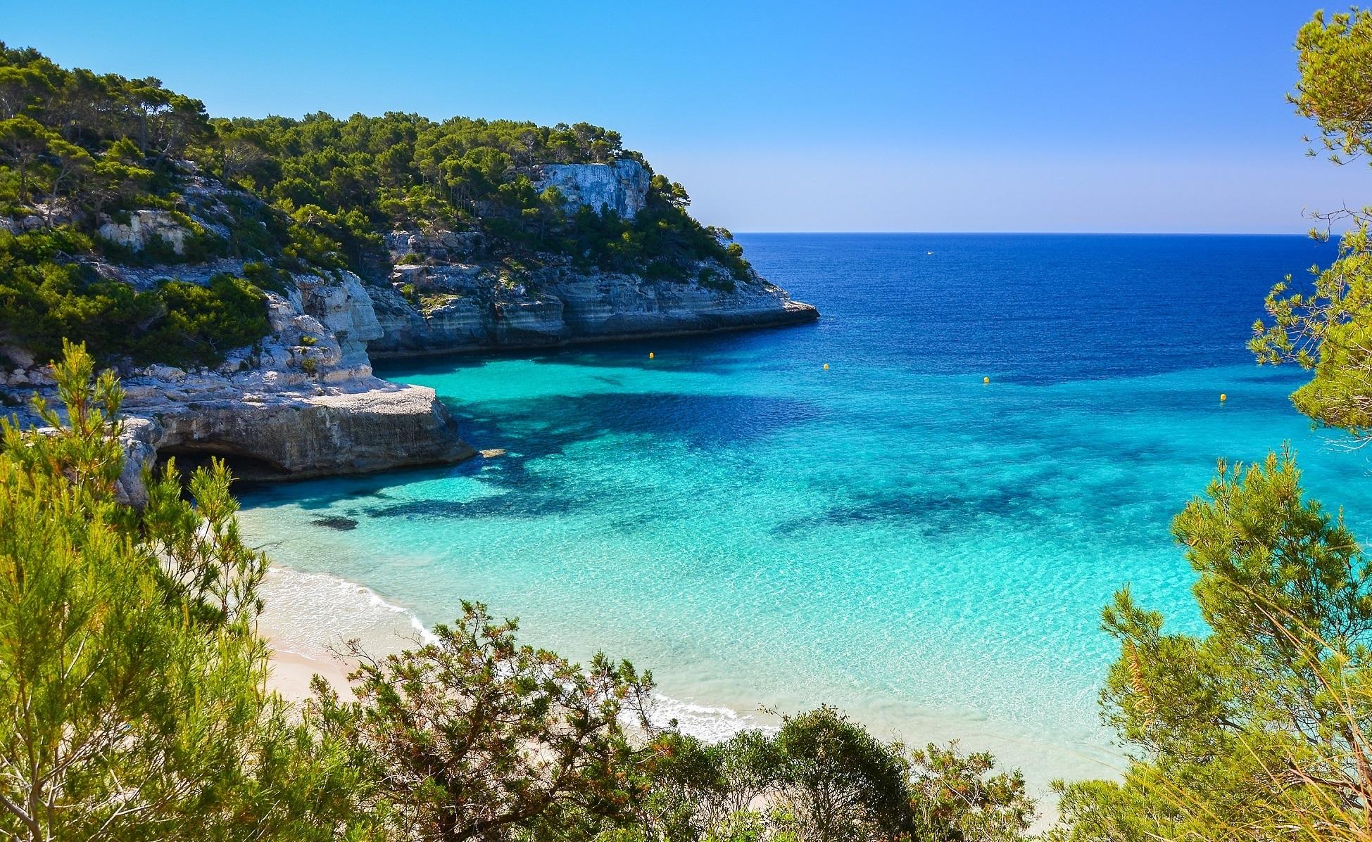 Beste Hotels Menorca