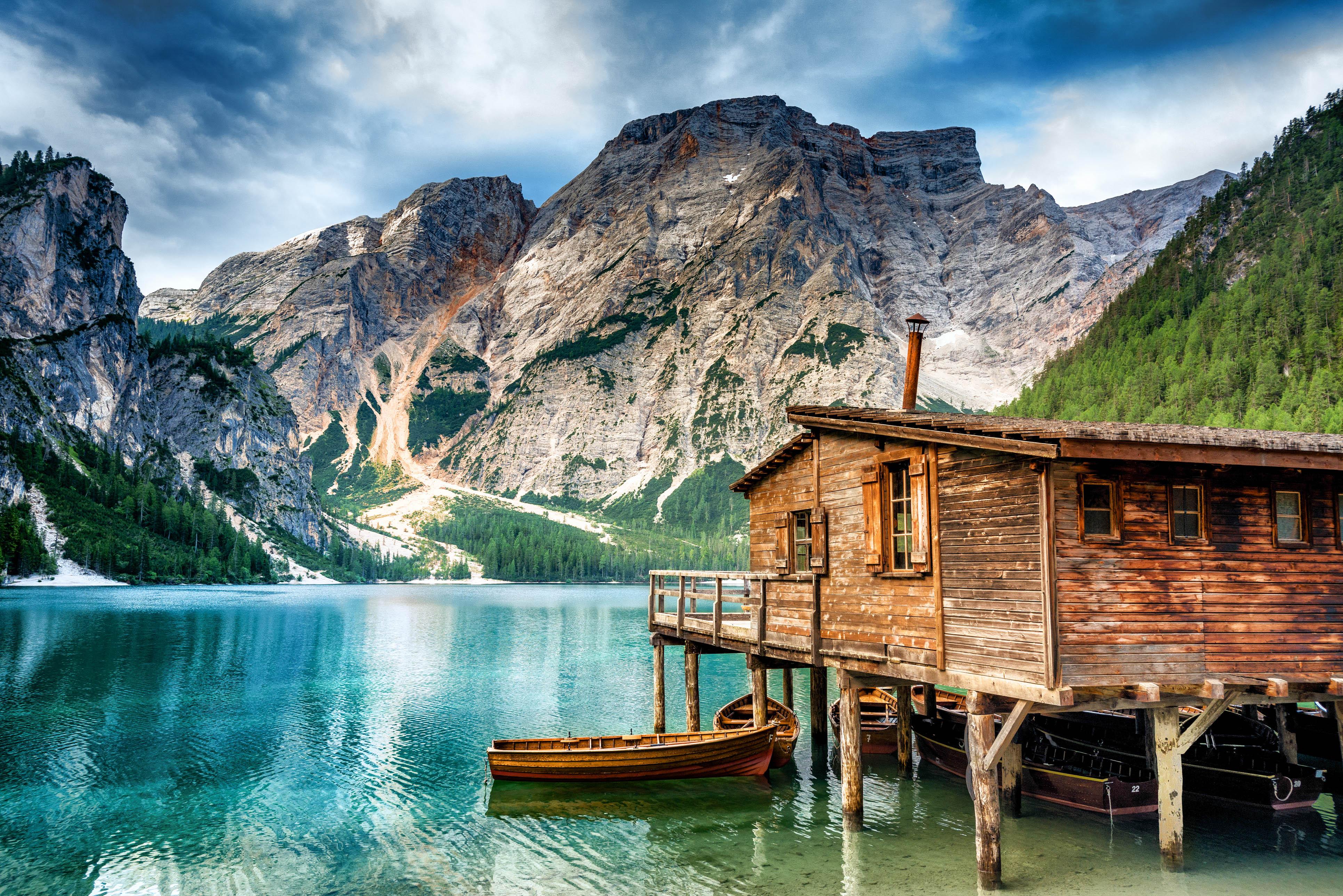 Pragser Wildsee Besucht Die Perle Der Dolomiten Urlaubsguru