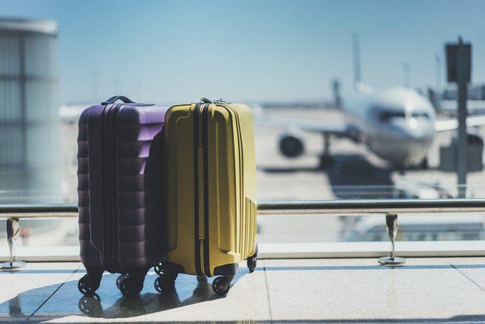 Wie viel Gepäck darf mit auf Reisen?