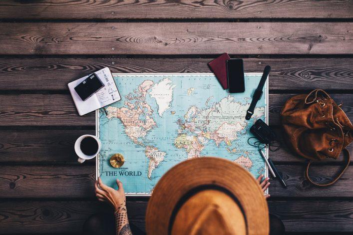 Eine gute Reiseplanung ist alles