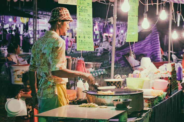 Khao Lak, Restaurants, Essen, Tipps
