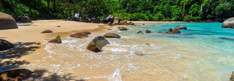 Khao Lak, Small Sandy Beach