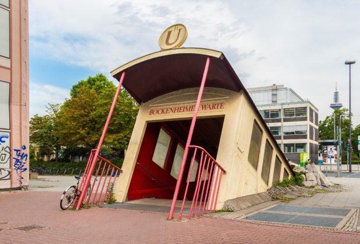 Frankfurt Tipps, Bockenheimer Warte