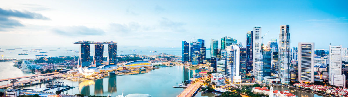 Central Business District, Singapore City