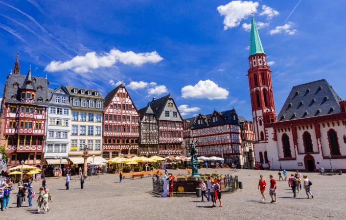 Frankfurt Tipps, Römerberg