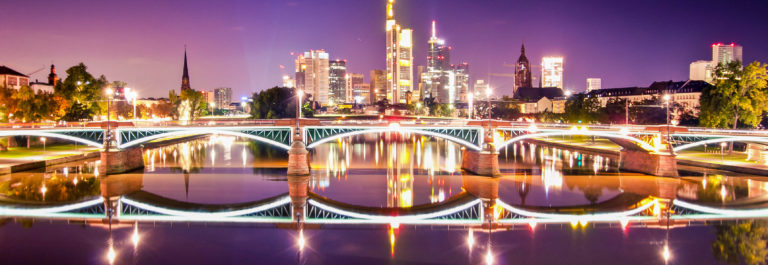 Frankfurt Tipps, Skyline night