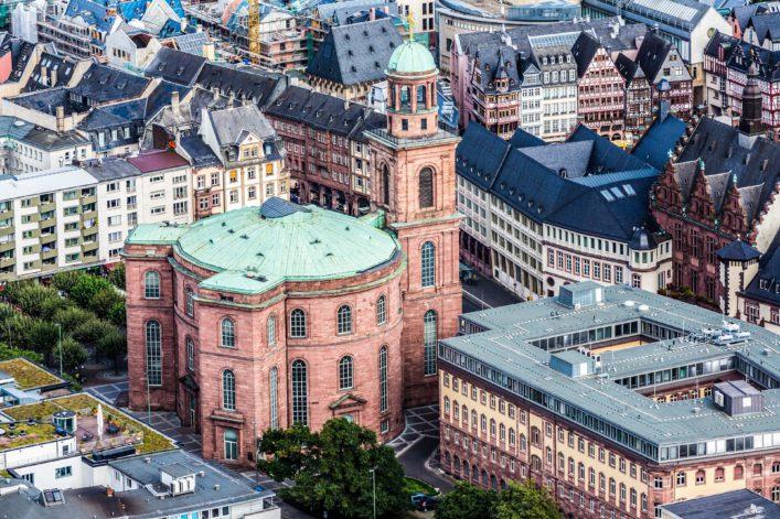 Frankfurt Tipps, Paulskirche