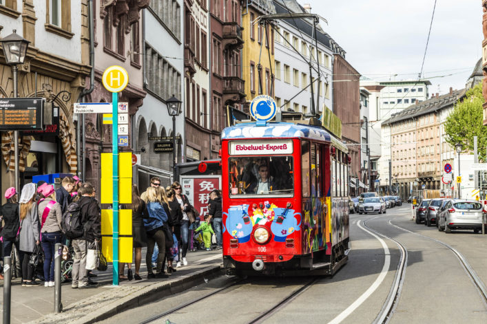 Frankfurt Tipps, Ebbelwoi Express